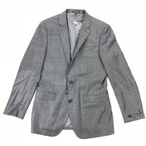 Express Mens Sport Coat Blazer Jacket 40 Long
